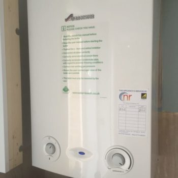 Boiler Replacement in Ely