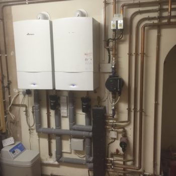 Multi Boiler Setup in Witchford