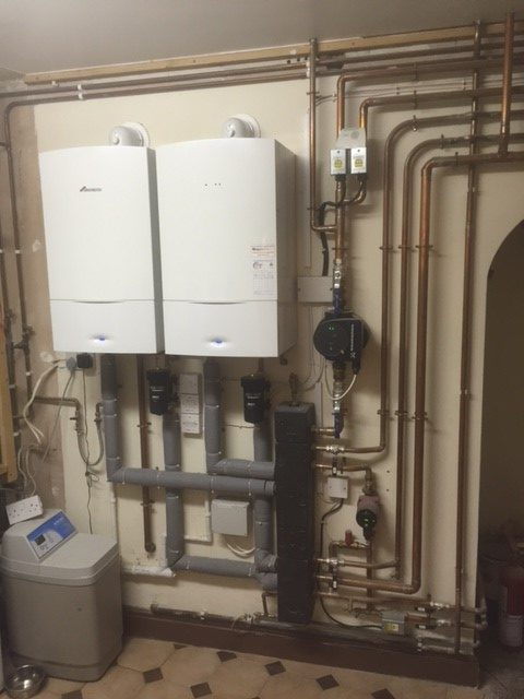 Central Heating Systems Nr Plumbing And Heating